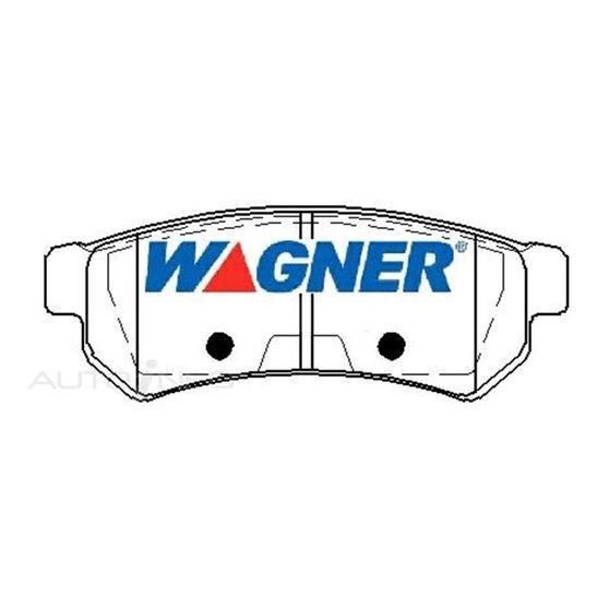 Wagner Brake pad [ Daewoo / Holden 2003 - 2004 R ], , scaau_hi-res