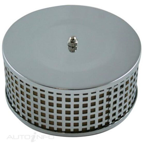 AIR FILTER-FLAME AR 65MM FITS 2&4BBL HOL, , scaau_hi-res
