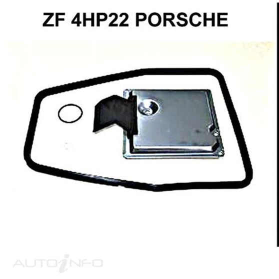 Zf 4Hp22 Porsche, , scaau_hi-res