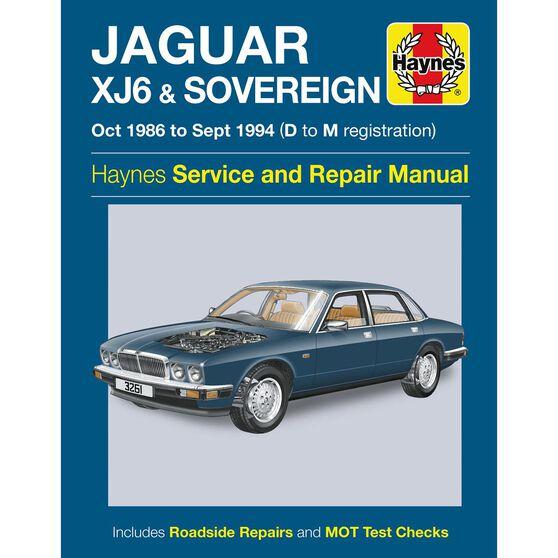 JAGUAR XJ6 & SOVEREIGN (1986 - 1994), , scaau_hi-res