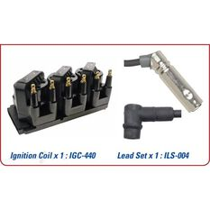 COMMODORE VS-VY 6 CYL COIL & LEAD SET
