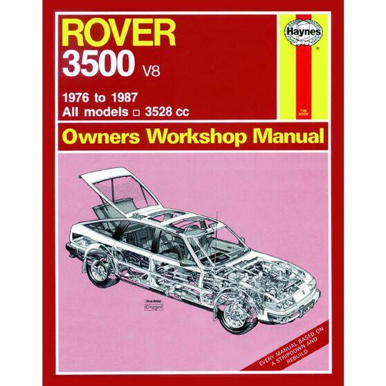 ROVER 3500 (1976 - 1987), , scaau_hi-res