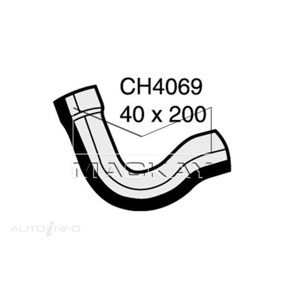 Radiator Upper Hose  - (Suits Cold-climate Version) BMW 528i E39 - 2.8L I6  PETROL - Manual & Auto, , scaau_hi-res
