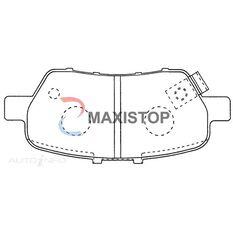 MAXISTOP DBP (R) ODYSSEY 2.4L 1/05 - 1/10, , scaau_hi-res