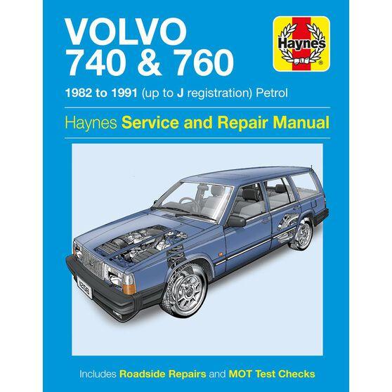 VOLVO 740 & 760 PETROL (1982 - 1991), , scaau_hi-res