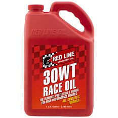REDLINE RACE OIL 30WT (10W30) GALLON, , scaau_hi-res