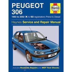 PEUGEOT 306 PETROL & DIESEL (1993 - 2002), , scaau_hi-res