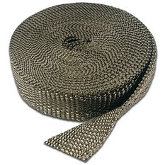 EXHAUST INSULATION WRAP 2 X 50 CARBON FIBER EXHAUST WRAP, , scaau_hi-res