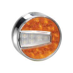12V LED FRONT TURN & PARK RH, , scaau_hi-res