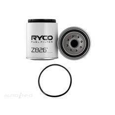 RYCO HD FUEL WATER SEPERATOR - Z826, , scaau_hi-res