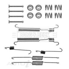 HYUNDAI ACCENT 00-05 FITTING KIT - SHOES, , scaau_hi-res