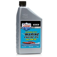 MOTOR OIL, EXTREME DUTY MARINE, SYNTHETIC, 20W50, ZDDP ENHANCED, 946L, , scaau_hi-res