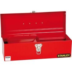 TOOL BOX WITH SLIDING HALF TRAY SMALL, , scaau_hi-res