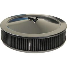 FILTER 14 X 3 STANDARD BASE ALL BLACK, , scaau_hi-res