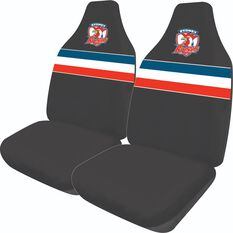 NRL ROOSTERS SEAT COVER SIZE 60