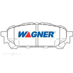 Wagner Brake pad [ Subaru 2003-2009 R ], , scaau_hi-res