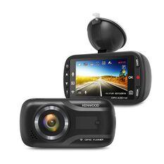 KENWOOD 1080P FULL HD WIFI GPS DASH CAMERA, , scaau_hi-res