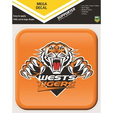 WESTS TIGERS ITAG APP ICON MEGA DECAL