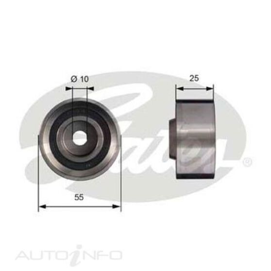T42016 SBDS IDLER PULLEY, , scaau_hi-res