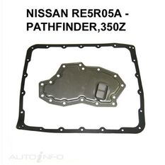Nissan Re5R05A - Pathfinder, 350Z, , scaau_hi-res