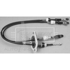 FIAT QUBO 1.3MJTD EURO 5 12- GEAR CONTROL CABLE, , scaau_hi-res