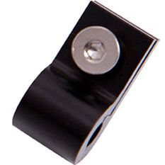 BILLET P STYLE CLAMP -10 HOSE, , scaau_hi-res