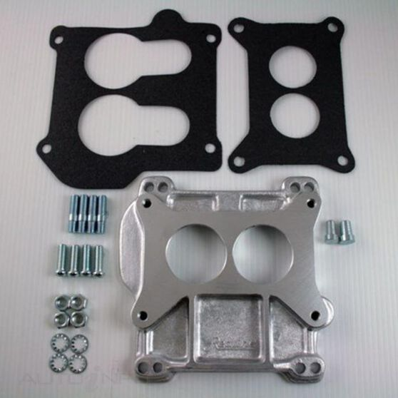 ADAPTOR 2BBL HOLLEY TO FORD XC-ON V8, , scaau_hi-res