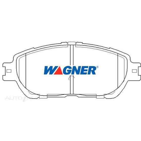 Wagner Brake pad [ Toyota Camry & Tarago 2003-2014 F ], , scaau_hi-res
