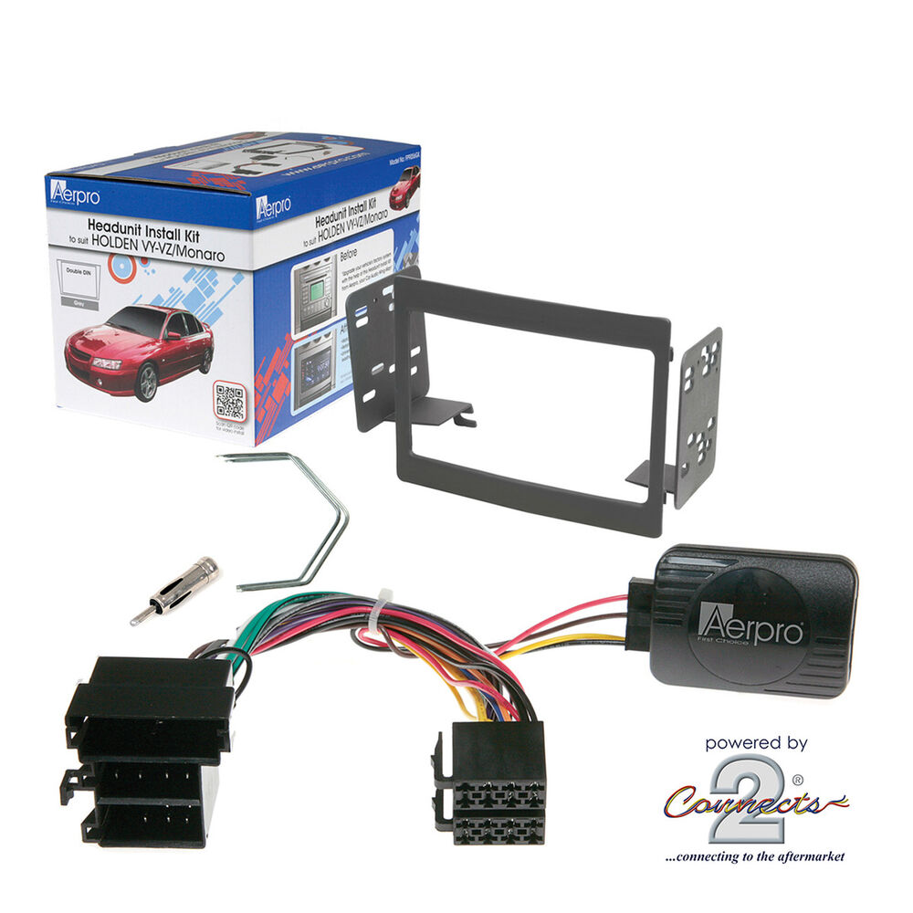 Aerpro Install Kit To Suit Holden Wiring Fp9056gk Sca Engine Harness Supercheap Auto