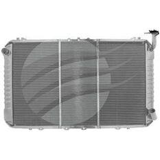 RAD NISSAN PATROL GQ 87-97 PETROL 3ROW C/B M/T 3.0L RB30