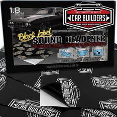Sound Deadener - Stage 1 Black 1.8sq/m, , scaau_hi-res
