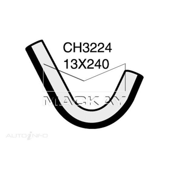 Heater Hose  - TOYOTA LANDCRUISER HJ60R - 4.0L I6  DIESEL - Manual & Auto, , scaau_hi-res