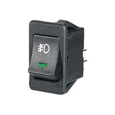 S/ROCK FOG LED GREEN BL PACK 1, , scaau_hi-res