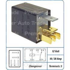 10/30 AMP 5 PIN MICRO RELAY, , scaau_hi-res