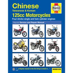 CHINESE, TAIWANESE & KOREAN 125CC MOTORCYCLES, , scaau_hi-res
