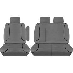 TRADIES CANVAS SEAT COVER TO SUIT: FORD TRANSIT- VM, VO 15 - CURRENT