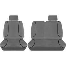 TRADIES CANVAS SEAT COVER TO SUIT: HYUNDAI ILOAD 08 - CURRENT