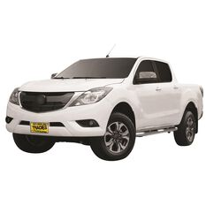 TRADIES CANVAS SEAT COVER TO SUIT: MAZDA BT50 (UR) XTR, GT DUAL CAB 09/15 - CURRENT