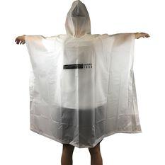 Bathurst Reusable Rain Poncho, , scaau_hi-res