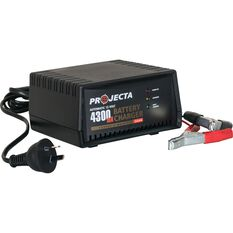 Projecta Battery Charger - 12V, 4300mA, , scaau_hi-res