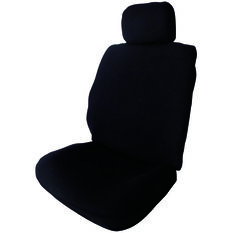 Seat Cover - Assorted Colours, Adjustable Headrests, Size 30, Single, , scaau_hi-res