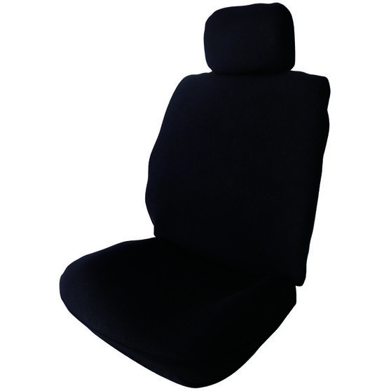 Best Buy Seat Cover - Assorted Colours, Adjustable Headrests, Size 30, Single, , scaau_hi-res