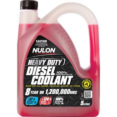 Nulon Anti-Freeze  /  Anti-Boil Heavy Duty Diesel Coolant - 5 Litre, , scaau_hi-res