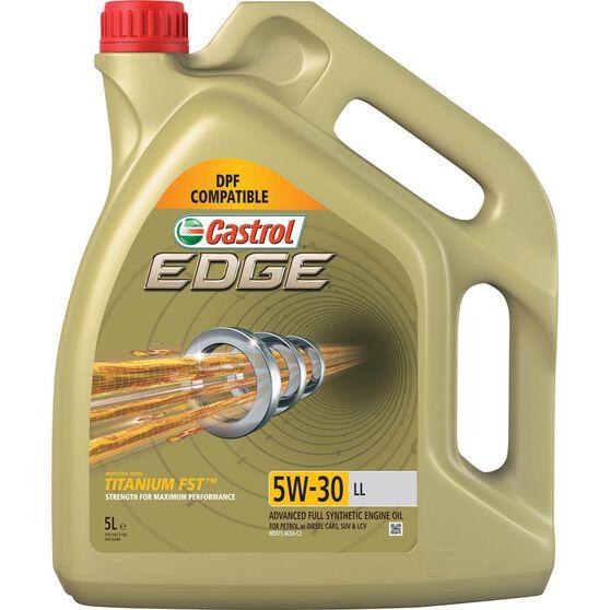 Castrol EDGE Diesel DPF Engine Oil - 5W-30, LL 5 Litre, , scaau_hi-res
