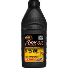 Penrite Motorcycle Fork Oil 5W 1 Litre, , scaau_hi-res