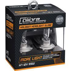 Calibre Headlight Globes Plus 90 H7 12V 55W, , scaau_hi-res