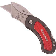 ToolPRO Knife - Folding, Lock-Back, Utility, , scaau_hi-res