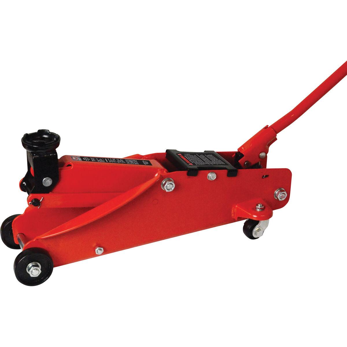 Folding axle jack stand hydraulic trolley jack set 2 3 6 tonne 2000 3000 6000 kg