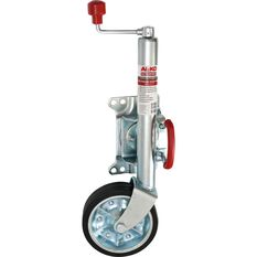 Al-Ko Swivel Jockey Wheel - 8 inch, , scaau_hi-res