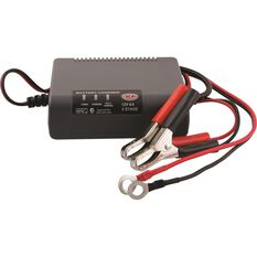 SCA Battery Charger - 3 Stage, 12V, 4 Amp, , scaau_hi-res